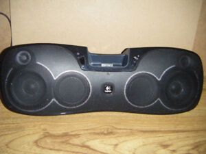 Rechargeable Speaker for iPod and iPhone for sale