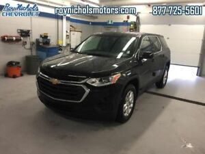 2018 Chevrolet Traverse LS  - Bluetooth -  OnStar