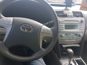 2009 toyota camry hybrid drives like new
