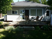 WATERFRONT VACATION COTTAGE/PICTON, ONTARIO