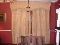 Curtain (2 Panels) for Sale