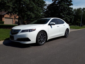 2016 Acura TLX SH AWD Tech – Lease takeover
