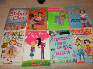 ASSORTED GIRL BOOKS