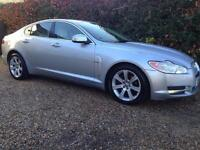 JAGUAR XF LUXURY 3.0 V6 2008 ONLY 19000 MILES
