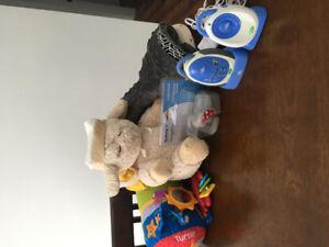 Accessoires bébé/moniteur/matelas de table à langer/ et autres