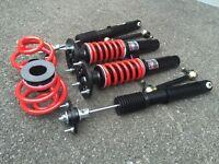 =RS coilovers rx7/bmw f30/bmw e60/s2000/brz/Miata/frs/evo 7 8 9
