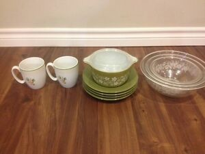 Coffee cups, plates and bowls Peterborough Peterborough Area image 1