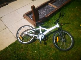 Two bikes for sale one BMX one kids bike