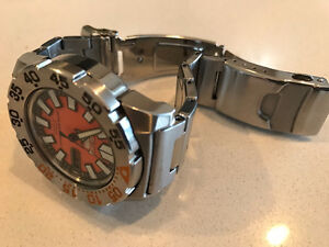 Seiko Automatic Divers Men's watch Neo Monster SNZF47K1