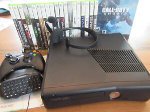 XBox360 w/games and accs.