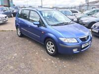 2001/Y Mazda Premacy 1.8 GSi LONG MOT EXCELLENT RUNNER