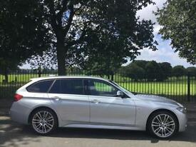 2016 16 BMW 3 SERIES 3.0 335D XDRIVE M SPORT TOURING 5D AUTO 308 BHP DIESEL