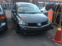 2005 Nissan Quest Fourgonnette, fourgon