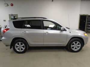 2008 TOYOTA RAV4 LIMITED! 4X4! LEATHER! 1 OWNER! ONLY $10,900!!!