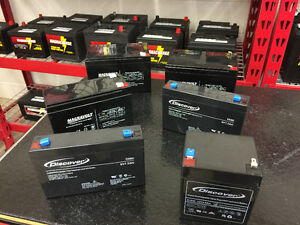 SLA - SEALED LEAD ACID BATTERIES CC BATTERY OUTLET CUSTOMCARTS