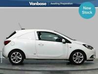 2017 Vauxhall Corsa 1.3 CDTi 16V 95ps Sportive Van [Start/Stop] CAR DERIVED VAN