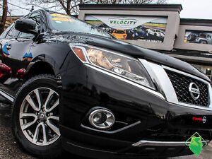 '13 Nissan Pathfinder AWD+7-Passenger+PwrPk+MINT! Only$123/Pmts!
