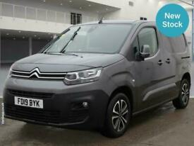 2019 Citroen Berlingo 1.6 BlueHDi 1000Kg Driver 100ps [Start stop] PANEL VAN Die