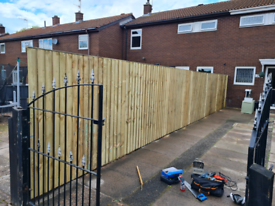 Bespoke gates and wood products