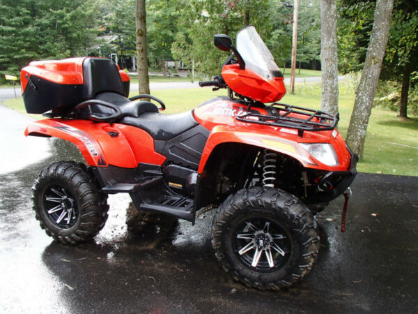 Used 2012 Arctic Cat TRV 700i cruiser