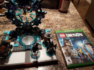 Lego dimensions Xbox one, story packs, level packs and team pack