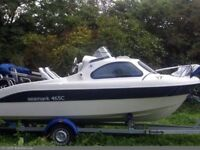 Fantastic Weekend Sports Boat