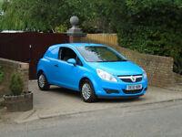 2010 Vauxhall Corsavan 1.3CDTi 16v ecoFLEX