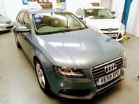 GORGEOUS 2009 Audi A4 Avant 2.0 TDI AUTOMATIC, ONLY 71k, FSH, NEW MOT & WARRANT
