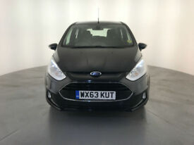 2013 63 FORD B-MAX TITANIUM TURBO 1 OWNER SERVICE HISTORY FINANCE PX WELCOME