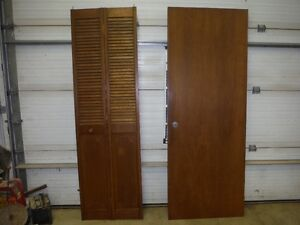 Interior slab doors and Bi-Fold doors