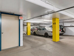 Underground Heated/Secure Parking spot GREAT LOCATION