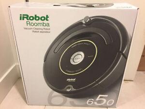 iRobot Vacuum Cleaning Robot - Roomba 650