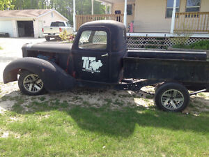1938 Plymouth Rat Rod SOLD