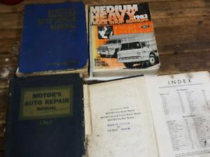 Auto / Truck Manuals / Tools