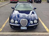 2004 Jaguar S-TYPE Sedan