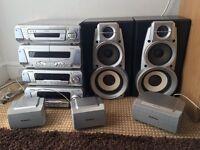 Technics sound separates *Powerful 360W*