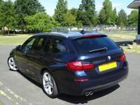 BMW 5 SERIES 520D M SPORT TOURING 2013/63