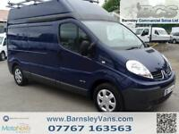 2012 62 RENAULT TRAFIC LH29 LWB HIGH ROOF 2.0CDTI 115BHP ONLY 44K