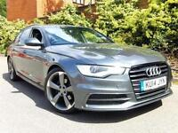 2014 Audi A6 Avant 3.0 TDI Black Edition Multitronic 5dr
