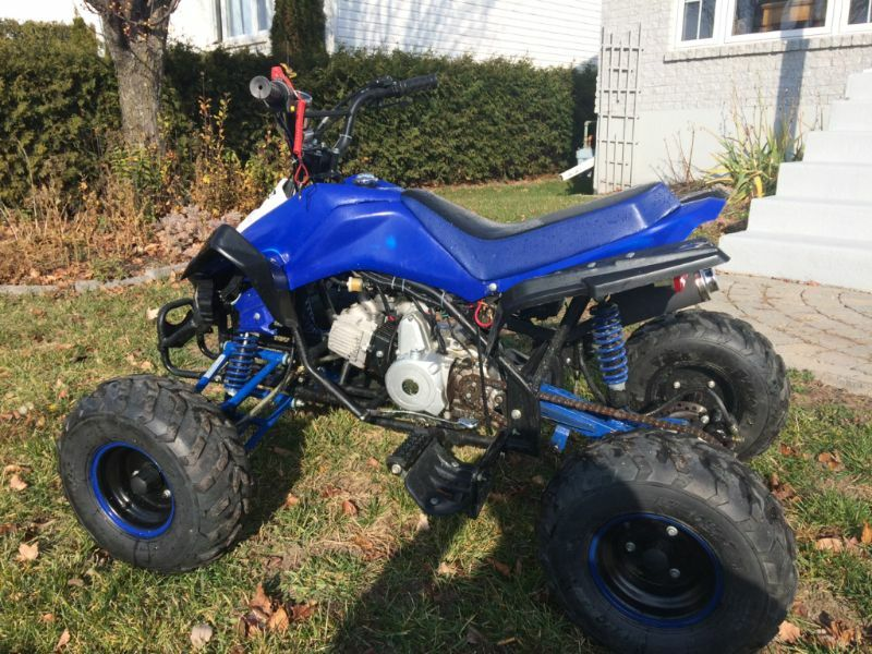 4 roue pour enfant vendre 125cc atvs gatineau kijiji. Black Bedroom Furniture Sets. Home Design Ideas