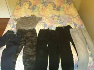 Pants galore $7 each mostly size 10, 11, 12