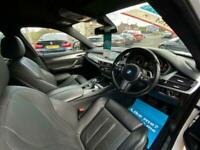 2016 66 BMW X6 3.0 XDRIVE30D M SPORT 4D 255 BHP * 1 OWNER * HARMON KARDON SOUND