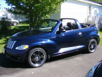 2005 Chrysler PT Cruiser Convertible