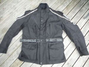 Mens Cordura riding jacket