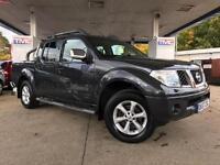 2007 Nissan Navara 2.5 dCi Die Hard 4.0 Double Cab Pickup 4dr PICKUP in GRE(...)