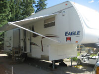 Jayco Eagle, 5th Wheel, Excellent Condition, Triple Slide
