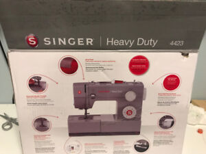 SOLD singer 4423 Heavy Duty Sewing Machine