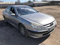 Peugeot 607 2.0HDi SE 4 DOOR - 2002 02-REG - 7 MONTHS MOT