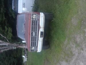 chevy truck 1977 350 4x4 trans th 350