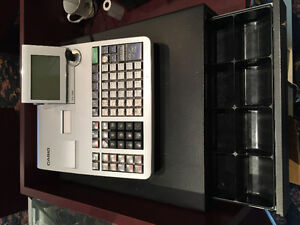 Casio Cash Register